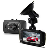 Wholesale GS800L quot Car DVR P Full HD Car Camera Degree Wide Angle Lens LCD TFT screen Car Video Recorder Camcorder Built in G sensor