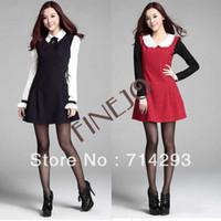 Shorts Women Capris 2013 New Pretty Academy Style Dot Fabric Jumper Princess Sleeveless Dress free shipping 8173