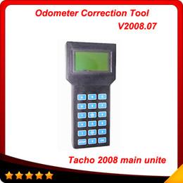 Wholesale 2016 Unlock Version Odometer Correction Universal Programmer Super TACHO PRO main unite multi language