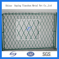 wire mesh fence - Razor High Safety Wire Mesh Fence