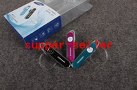 Wholesale Bluetooth V3 headset Samsung N9000 Cell Phone Earphones Stereo Connect Two Cellphone Earphones For iPhone4S S C Samsung S4 S5 NOTE