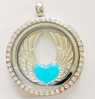 Wholesale 100pcs floating window plates mixed enameled dangles fit your floating locket and origami owl locket