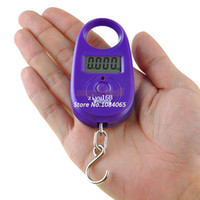 Wholesale 2014 New kg g LCD Electronic Scale Mini Portable Hanging Digital Scale Kitchen Weight Scale Diet Food B003