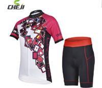 Cheap Short cycling jerseys Best Anti Bacterial Women carol cycling jerseys