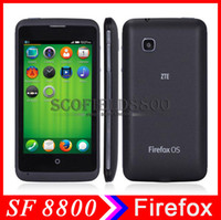 WCDMA please check the picture Android ZTE-OPEN C 4.0Inch Capacitive touch Screen Dual core MSM8210 1.2GHz processor 3.0 MP real camera 4GB ROM Android 4.4 Fiefox1.3 OS 3G GPS