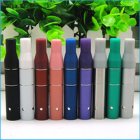 Replaceable Glass  New AGO G5 Atomizer Clearomizer Wind proof for ego Electronic Cigarette Dry Herb Vaporizer G5 Pen Style E cig can be Replaceable