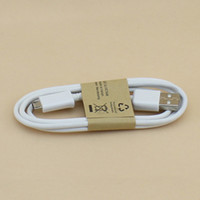 Universal   Micro Charger USB Cable Date line Sync Charging Cord Lead cables 1m for Samsung Galaxy S3 S4 Note 2 Android HTC
