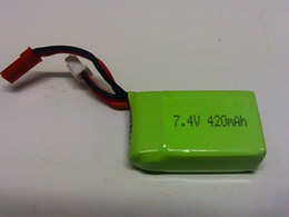 Wholesale Zhongtian three channel model remote control glider lithium battery v mah lithium polymer