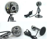 New other / other Other / other free shinpping12 million -pixel high-definition free driver Cardin beans with a night vision camera with microphone computer usb HD