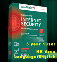 Wholesale for Kaspersky Internet Security English Activation Key Kis Code year pc hotselling Cheaper