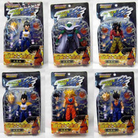 Wholesale NEW DBZ Dragonball Dragon Ball Z action Figures Figurines