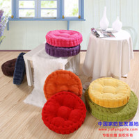 Wholesale Corn corduroy cushion floor mat tatami mat fat pad multi color multi standard circular pad