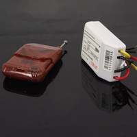 Wholesale 110V New Wireless Way Digital Remote Control Switch ON OFF For All Lights Drop shipping