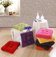 Wholesale Corn corduroy cushion floor mat tatami mat fat pad Chair pad multi color multi standard
