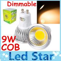 Spotlight e26 led bulbs - CREE W Dimmable Led Spotlights High Power COB GU10 E27 E26 MR16 GU5 Led Bulbs Lights Cool Warm White Anlge V V CE ROHS FCC