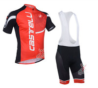 Wholesale 2014 New arrival Cycling Clothing Set Summer Short Sleeve Cycling Jersey Cycling Normal Shorts High Quality Bicycle Jersey