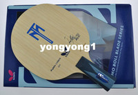 Wholesale High quality Butterfly TIMO BOLL Racket Table tennis blade long handle FL short handle CS