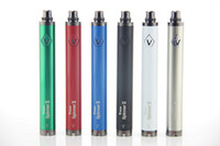 Cheap 2014 Vision Spinner 2 Variable Voltage Battery 3.3V-4.8V eGo c Twist Battery Vision Spinner II for CE4 CE5 CE5+ MT3 eGo Atomizer in stock