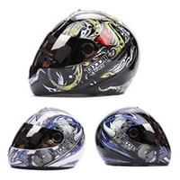 Wholesale man women cascos capacetes full face motorcycle Helmet racing winderproof winter helmets DOT approved S M L XL SIZE