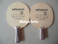 Wholesale Butterfly KORBEL Racket Table tennis blade Horizontal grip handle FL Straight grip handle CS