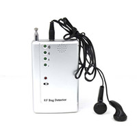 Cheap Wireless RF Detector RF Bug Detector Anti Spy Pinhole Camera Newest