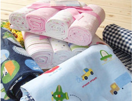 Wholesale Pack Flannel Receiving Blankets sleeping bags baby blanket baby sleepers baby sleep sack baby sleeping bag grobag