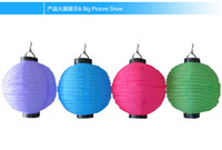 IP65 chinese christmas lights - New Solar Lights LED Solar Lantern Chinese Lantern LED Solar Lamps Christmas Light Solar Powered Chinese Lantern Garden LED Light String Hot