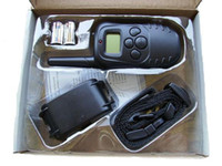 Wholesale LCD LV Level Shock Vibration Remote Pet Dog Training Collar for dog
