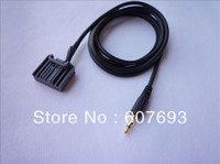 other aux adapter honda accord - 3 mm Male AUX Cable Car Phone MP3 MP4 Audio lead adapter for Honda CRV Civic Accord
