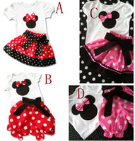 Summer minnie mouse clothing - Girl s Suits Tshirt Pants Skirt Desigs Sizes Y New Outfits Sets Outwear Minnie Mouse girls clothing MAY281 LIU