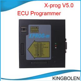 Wholesale High Quality X prog V5 ECU Programmer Auto diagnostic tool scanner Xprog V5 Professional ECU Chip Tuning Tool