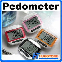Wholesale New Multi function LCD Display Pedometer Jogging Step Pedometer Walking Calorie Distance Counter