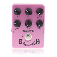 amp sounds - JOYO JF British Sound Amp Sim Guitar Effect Pedal I280