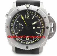 Sport Men's Auto Date Hot Sale Lowest Price Super Luxury watch Top BLACK 193 00193 193 1950 Submersible Depth Gauge High Quality Automatic mens Men's Watch Watch