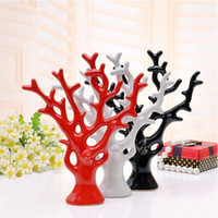Wholesale 2014 New Ceramics Love tree Wedding and Home Decorate Arts and Crafts Colors Wedding Gifts Party Decoration birthday Present