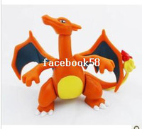Wholesale Pokemon charizard figure doll model marvel action figures pvc toy unique toys japanese anime Birthday Gift for kids