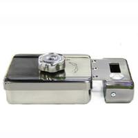 Wholesale electric lock motor lock iron gate electrolock electronic door lock access control lock