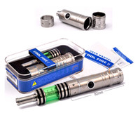 stainless Metal ce,rohs Genuine innokin cool fire 1 mechanical mod starter kit with iclear 16B atomizer ,high quality cool fire 1 kit with variable wattage
