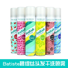Wholesale Batiste Dry Shampoo Original Clean Classic original blush tropical fresh cherry Refreshes hair between washes refreshing fragrance Quick