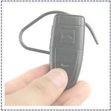Cámaras ocultadas del auricular del espía de la resolución de la mini cámara DVR DV HD de la cámara ocultada 4GB libre del envío Bluetooth, mini cámara del espía del dv desde bluetooth auriculares cámara espía fabricantes