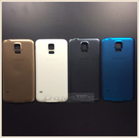 galaxy s battery - Multicolor OEM NEW High Quality Replacement Door Back Cover Battery Housing Case For Samsung Galaxy S5 S i9600
