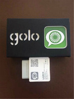 Wholesale Promotion Launch Golo3 Golo Onboard wifi wilress OBDII OBD2 scanner Dianose vehicles online update POST