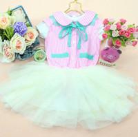 Cheap TuTu Gauze Best Summer Dress Dress shirt collar