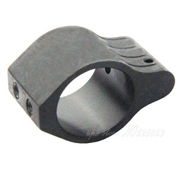 Wholesale NEW Steel Low Profile Micro Rifle Gas Block Roll Pin
