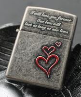 oil lighter - Very cool Lighter Metal Oil Lighter Wheel Oil Lighter Kerosene Lighter For Love