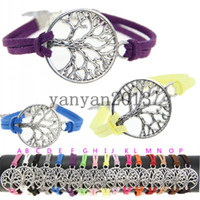 Cheap Link, Chain leather bracelet Best Alloy Alloy silver trees