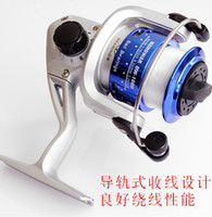Saltwater   Fishing Equipment 1000 3-axis spinning wheel with wheel Lures dedicated line fishing reel