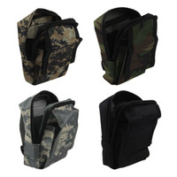 Wholesale New Molle Military Tactical Nylon Outdoor Sports Detect Tool Fanny Key Coins Unisex Camo Pattern Pack Waist Bag For Men Women