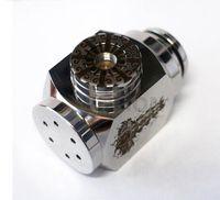 Single Metal  Hammer E Pipe Mod Kit E cig Mechanical E-Pipe Mod E Cigarette for CE4 CE5 Vivi Nova U-DCT DHL Atomizer