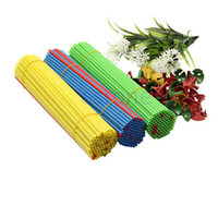 Wedding D6032 Event & Party Supplies 100pc Plastic Balloon Holder Sticks Multicolor Cup Wedding Party Decoration New
